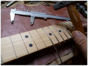 Fretten Fender 70s 2013