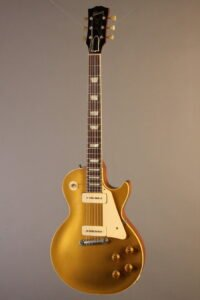 Gibson Les Paul Goldtop, 1953, VG+++, OHC...$23,500.00 Gruhn guitars Nashville